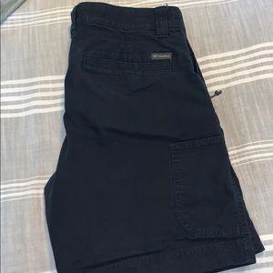 Columbia Navy Shorts